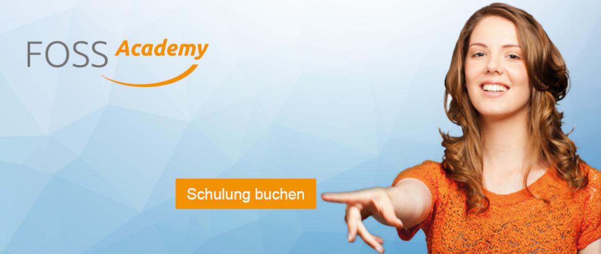 FOSS Academy - kostenlose Web-Seminar