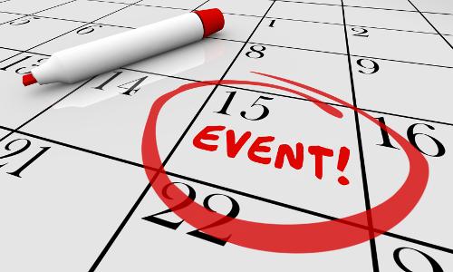 Event-Tipps