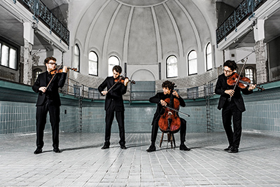 Heidelberger Streichquartett-Fest
